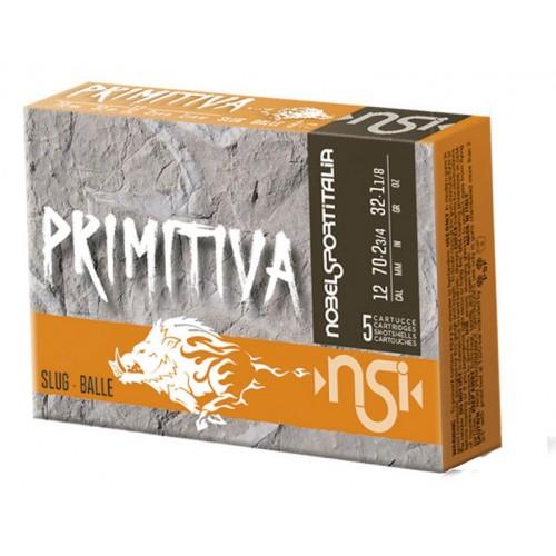 """Φυσίγγια Μονόβολα NSI Primitiva 32gr 2¾"""""""
