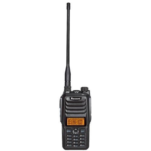 Recent RS-589 Επαγγελματικός πομποδέκτης Dual Band VHF/UHF με ισχύ10 Watt